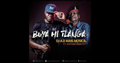 DJ AD ft. António Marcos - Buya Hi Tlanga (2020) [Download]
