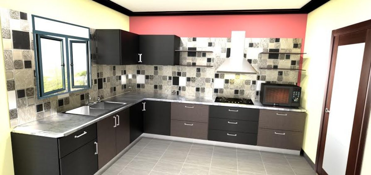 Types Of Kitchen Cabinet Material Infurnia Interior Design Software