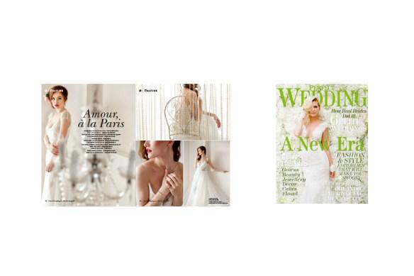 Feature Perfect Wedding Magazine Edmonton Wedding