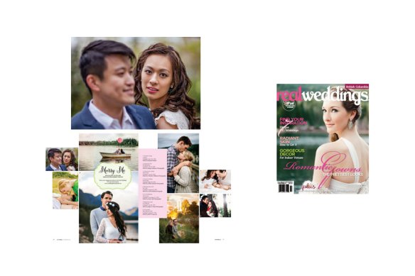 Real Weddings Magazine :: Cyndi + Tuong Marry Me