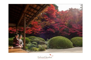 Destination engagement photography :: Kyoto, Japan