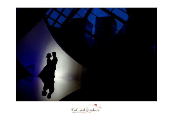Creative Edmonton Wedding Photographers :: Helen + Philip's bridal portraits