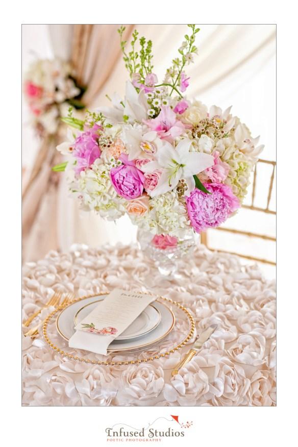 Paris inspired styled wedding shoot by Edmonton wedding photographers :: flowers