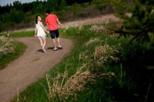 St Albert and Edmonton engagement photography