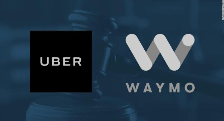 Alphabet V Uber—Uber Will Pay $245 Million To Settle Trade-Secret Infringement Claim --IP Matters with Senator Ihenyen, Lead Partner, Infusion Lawyers, Intellectual Property Law Firm in Nigeria