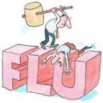 combaterea gripei