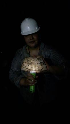 Estudiantes de FIUNA realizaron una exploración geológica en las Cavernas de Vallemi