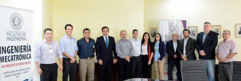 Comité de Pares Evaluadores y Autoridades de la FIUNA