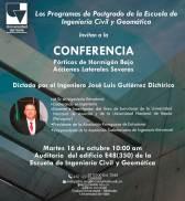 Conferencia en Colombia