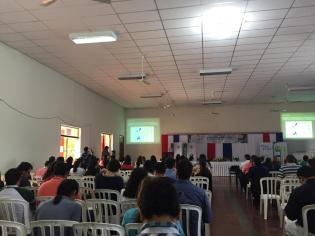 Participación de estudiantes y docentes de FIUNA en el I Congreso Paraguayo de Ingeniería Ambiental y Desarrollo Sostenible
