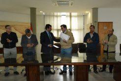 La FIUNA y la Industria Nacional de Cemento firmaron un convenio marco de cooperación técnico científico