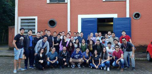 Estudiantes de FIUNA visitaron Universidades Federales del Brasil y la Fábrica de WEG