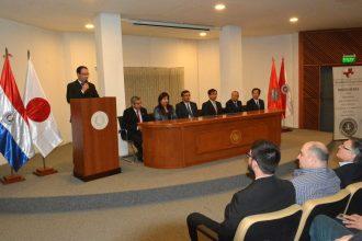 La FIUNA suscribió acuerdo de cooperación con Nihon University College Of Industrial Technology