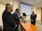 En sesión extraordinaria del Consejo Directivo se realizó un reconocimiento al Prof. Ing. Primo Cano Coscia por el término de sus funciones como Vicedecano de la FIUNA