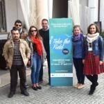Take the field!! Ingalicia se va a Milàn para presentar sus proyectos!