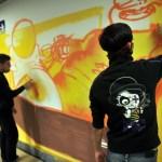Becas de residencia en el extranjero para jóvenes artistas-artes visuales