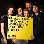 Prácticas remuneradas en Amnesty International