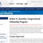Becas en Washington para ingenieros y cientificos