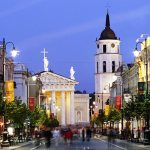 Participa en un curso en Lituania