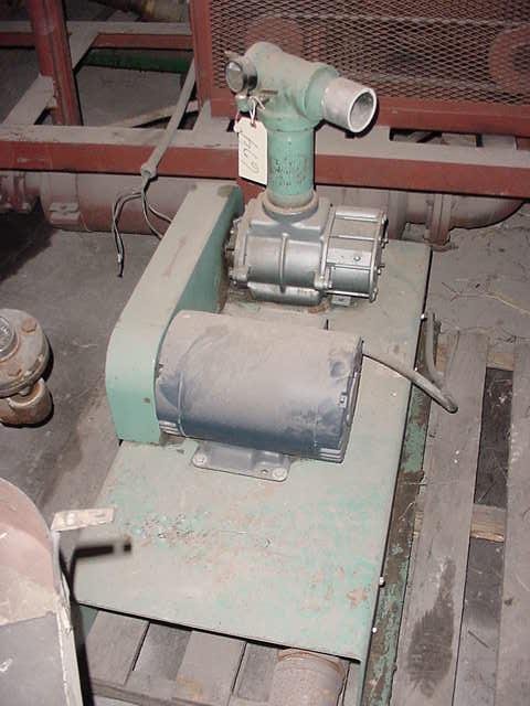 RootDresser Blower 75 hp ID  847484120 Desig 2506J