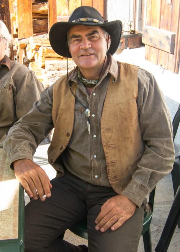 French cowboy