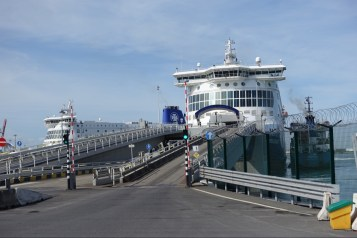 Ferry treminal