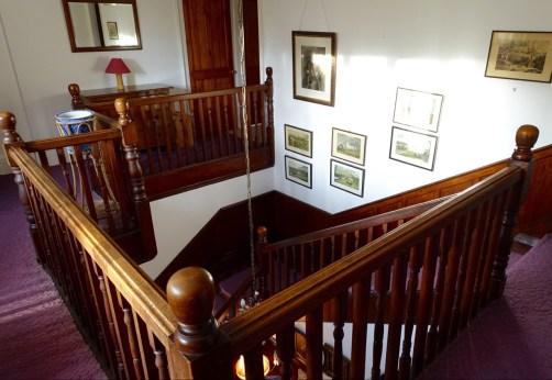 Staircase in Holbeach B & B