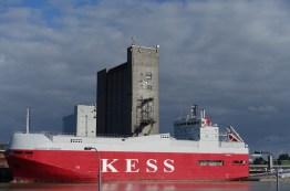 Emden - car ferry