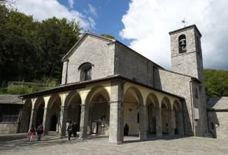 Church at Santuario della Verna