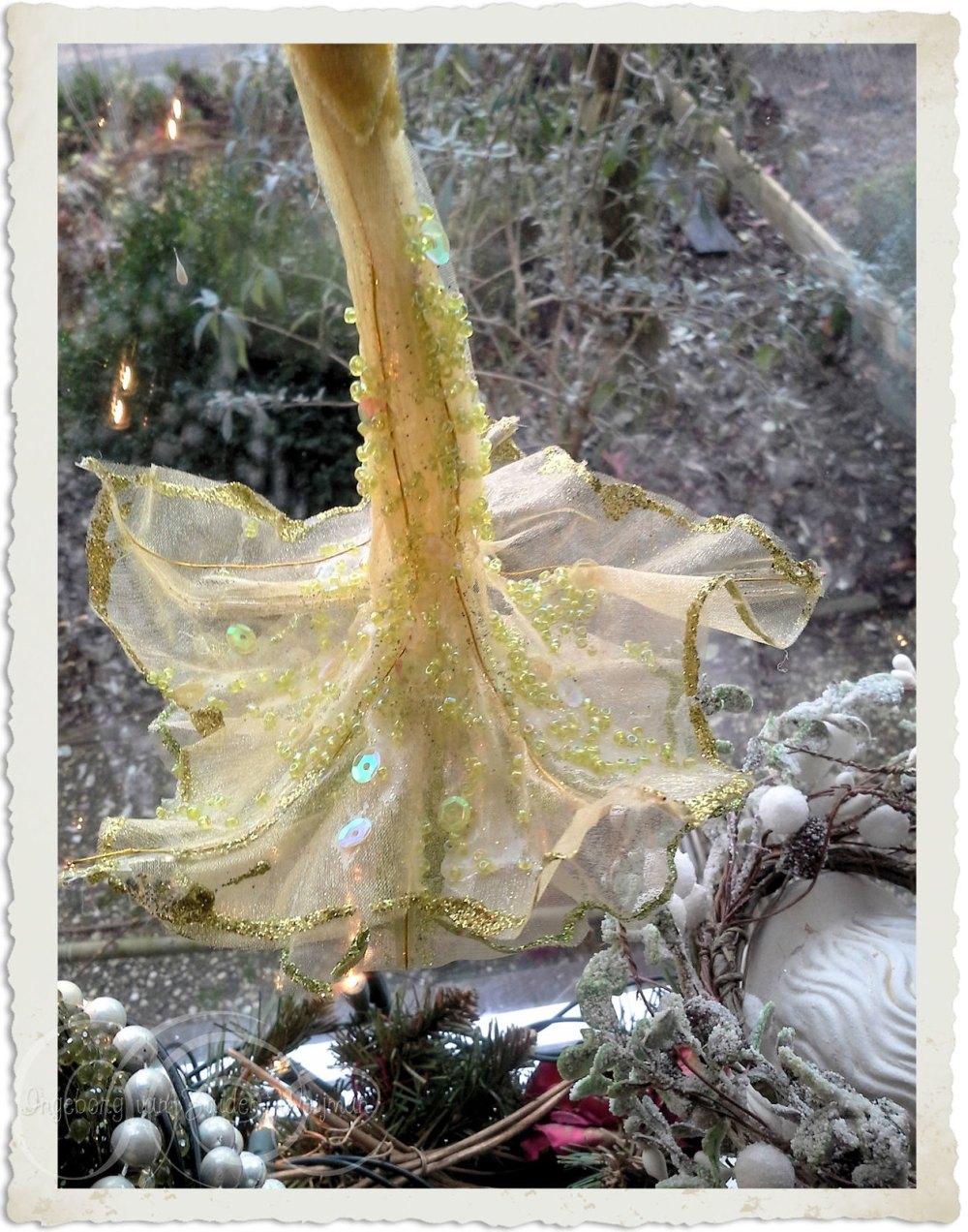 Fairy Christmas decoration