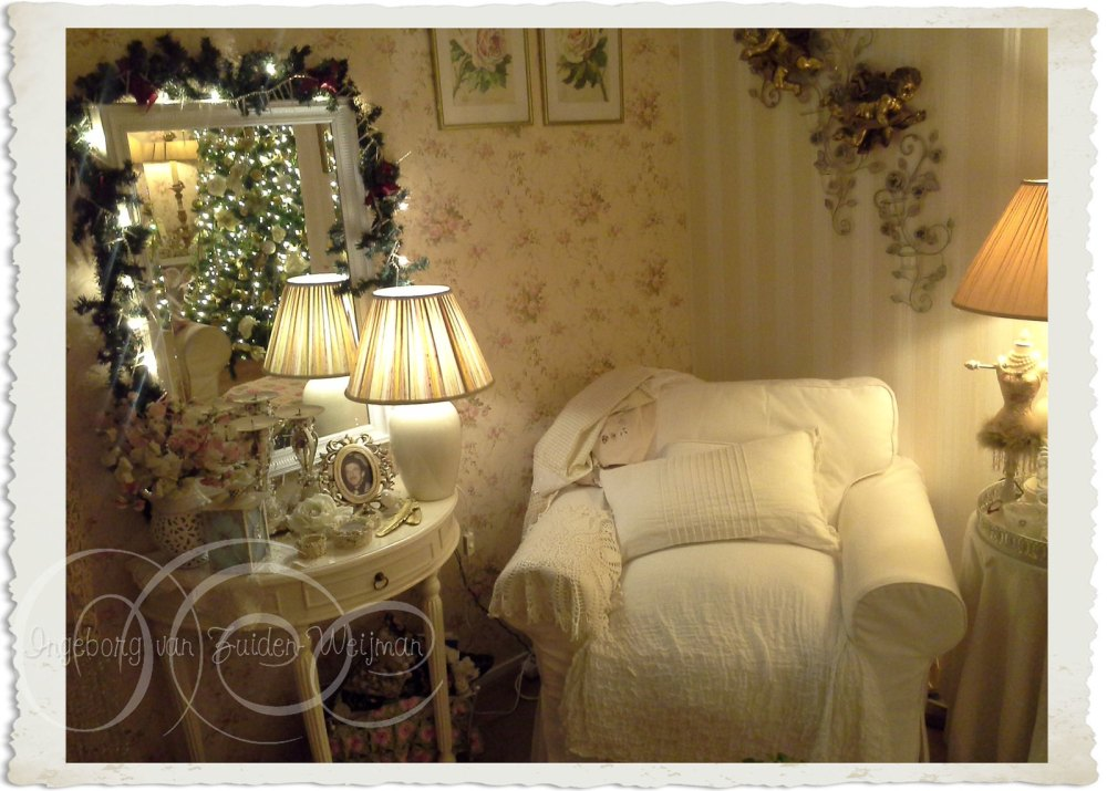 A shabby Chic Christmas
