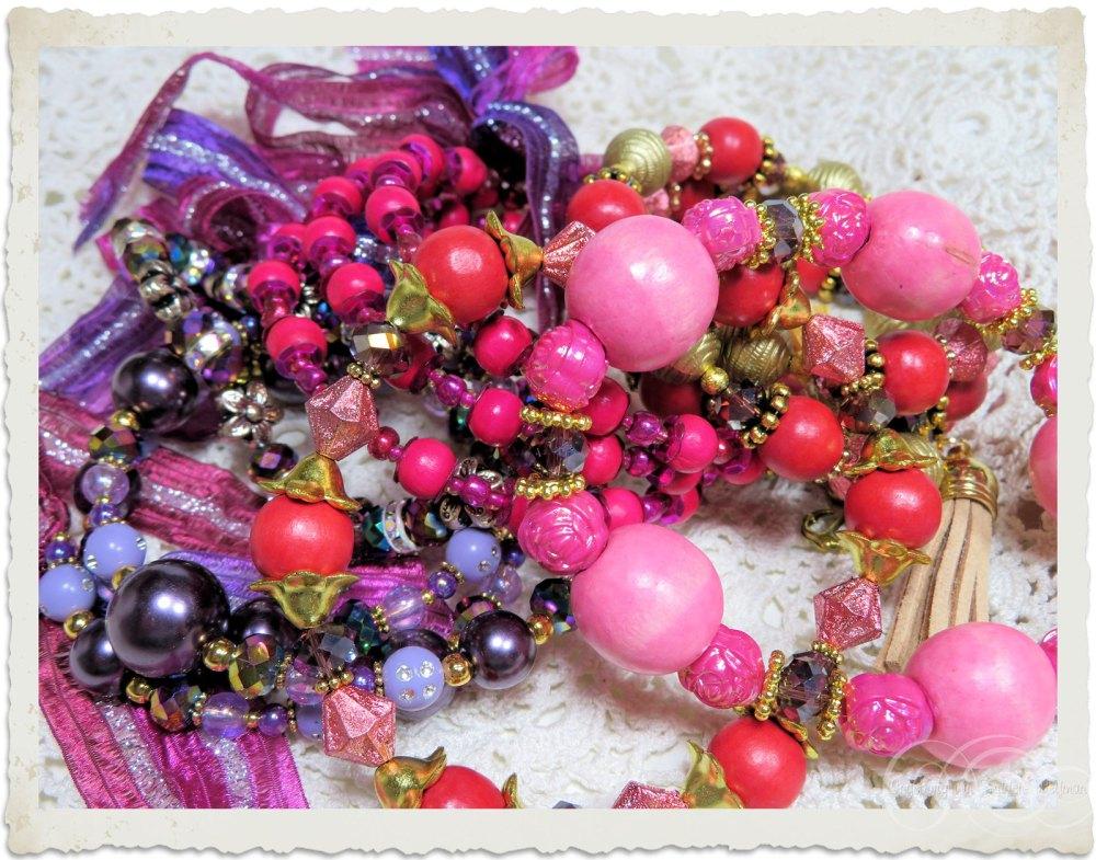 Beautiful beads by Ingeborg van Zuiden
