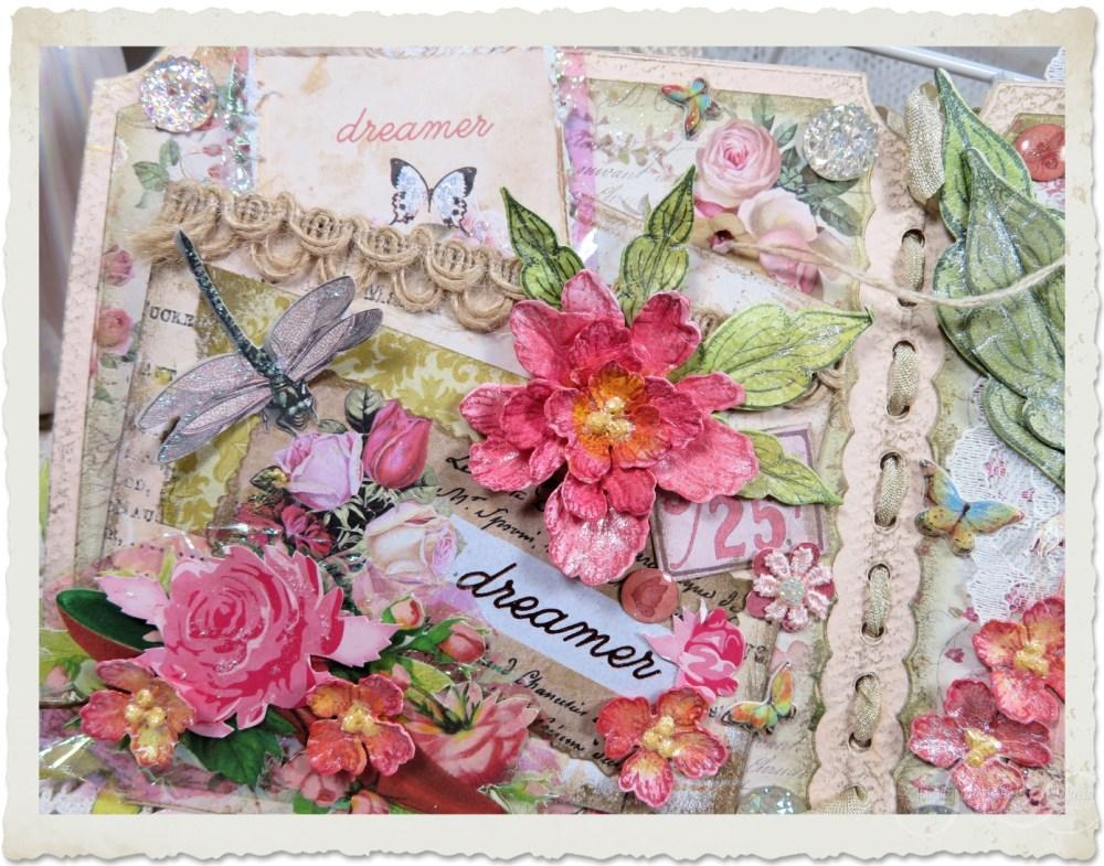 Dreamer peony flowers