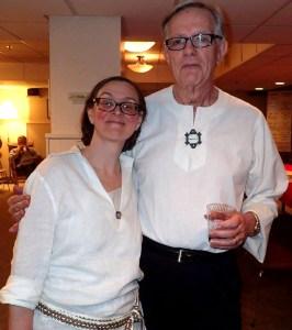 Kari and John White