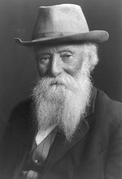 """John Burroughs"" by Edward B. Greene"