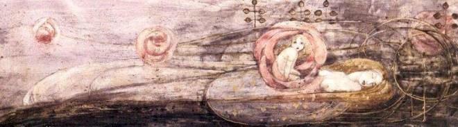 """The Sleeping Princess"" by Frances MacDonald"