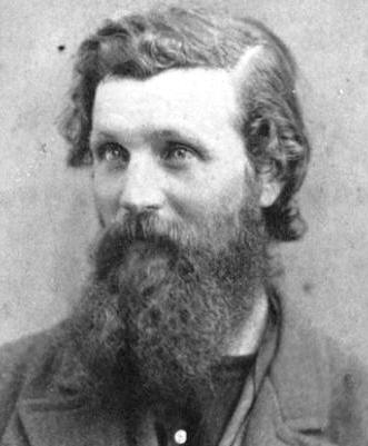 """John Muir"" by H. W. Bradley & William Rulofson"