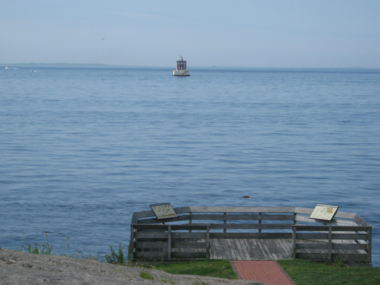 8.26.11 ~ Avery Point