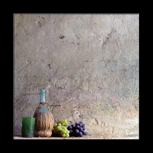 Marino, il vino e luva ..