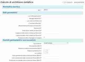 app screen - architrave metallica - ingegnerone.com