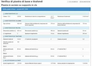 app - output piastra di base in acciaio - ingegnerone.com