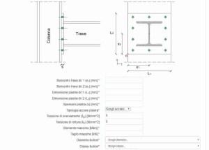 app verifica giunto flangiato dimensioni geometriche - ingegnerone.com