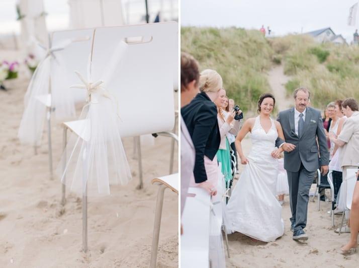 Strandbruiloft in Zandvoort  Marinus  Astrid