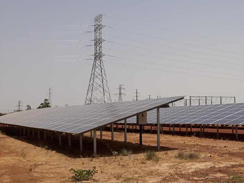 Plan Solaire du Burkina Faso