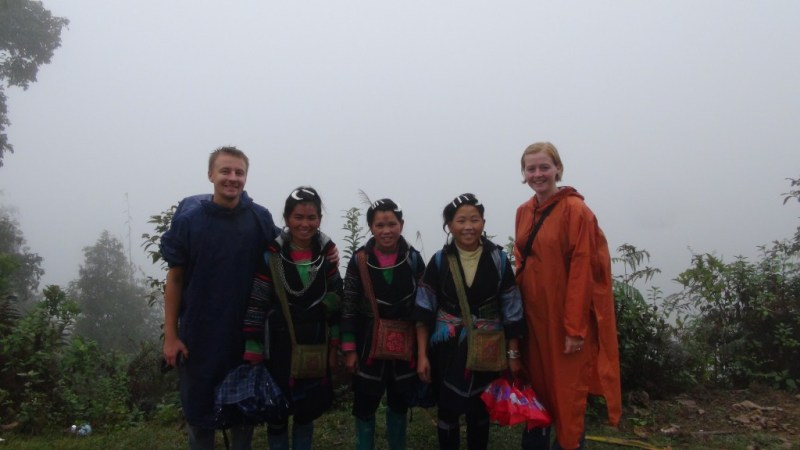 Vores 3 søde værter/guider