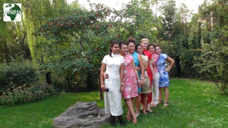 Alle de smukke piger