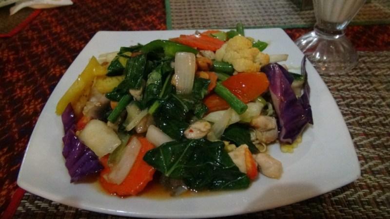 Lækker mad, Battambang, Cambodia