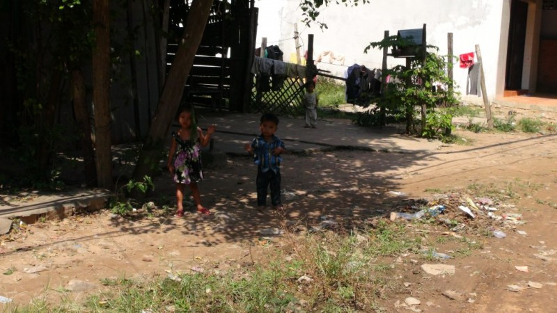 Lokale børn i Siem Reap, Cambodia