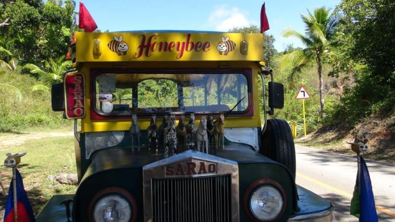 Jeepney, filippinerne