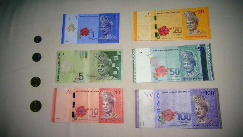 malaysia penge, ringit